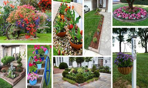 ideas para jardines de casa 25 preciosas ideas para el jard 237 n en la entrada de tu casa