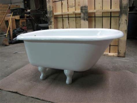 4 Foot Bathtubs by 4 Foot Clawfoot Bathtub Restored Vintage Claw Foot Bath
