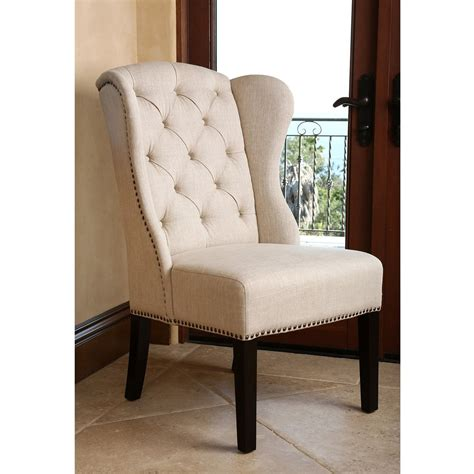 cheap tufted chair dining room enchanting tufted dining chair for home