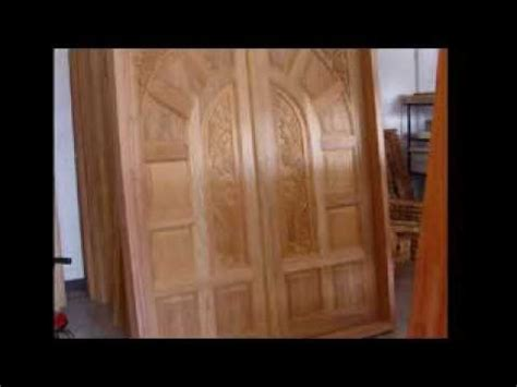 wooden front window design kerala home youtube kerala style wooden front door youtube