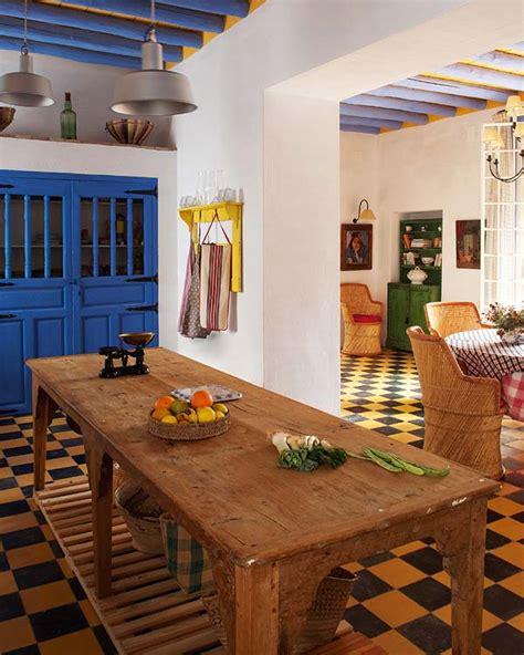 spanish kitchen design spanish style kitchen panda s house