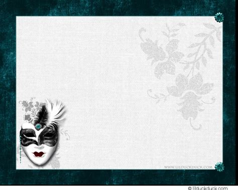 masquerade rsvp cards microsoft publisher template masquerade invitations blank template www imgkid