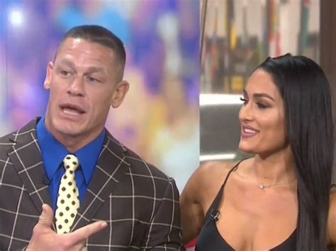 nikki bella and john john cena and nikki bella photo gallery weneedfun