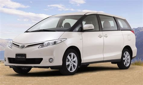 toyota previa history of the toyota previa autorevival automotive