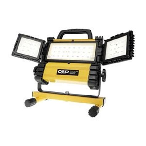 led cl work light cep construction electrical products 5220 led portable