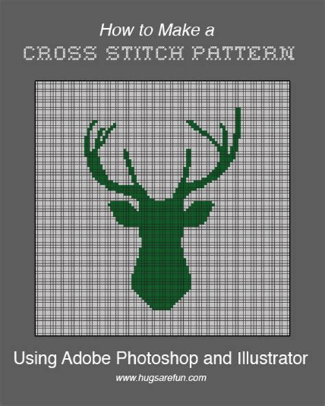 cross stitch pattern using photoshop cross stitch with a purpose how to make a pattern in