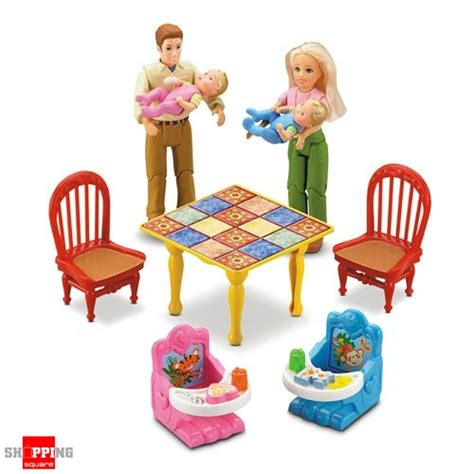 fisher price loving family grand dollhouse mega set