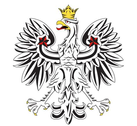 polish eagle tattoo designs eagle clipart best