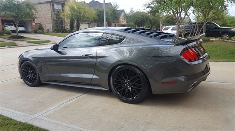 new gt mustang 2017 gt new mods the mustang source ford mustang forums