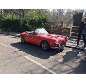 For Sale – Triumph Vitesse Based Moss Mamba 1967