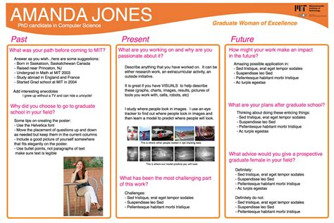 powerpoint template for poster design