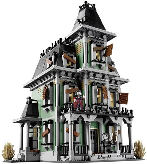 Lego Brick Wall Stickers lego 10228 monster fighters the haunted house i brick city