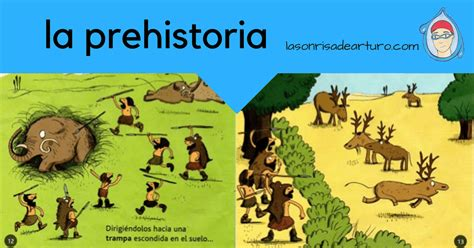 libro los superpreguntones la prehistoria la prehistoria la sonrisa de arturo