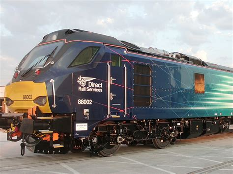 88 Best Images About class 88 ukdual electro diesel locomotive unveiled railway gazette