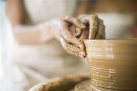 characteristics  hand building clays