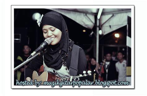 tutorial gitar cinta muka buku video lirik cinta muka buku original by najwa latif