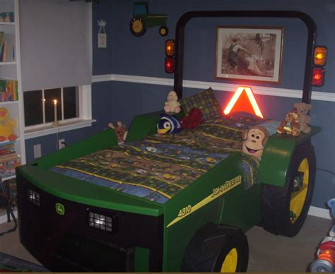 kids tractor bed boys construction trucks and tractor bed ideas design dazzle
