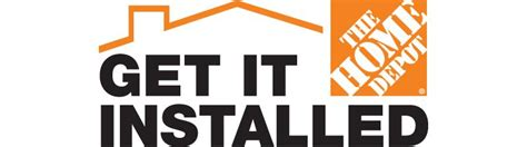 Get A At Home Depot home depot home services logo pictures to pin on