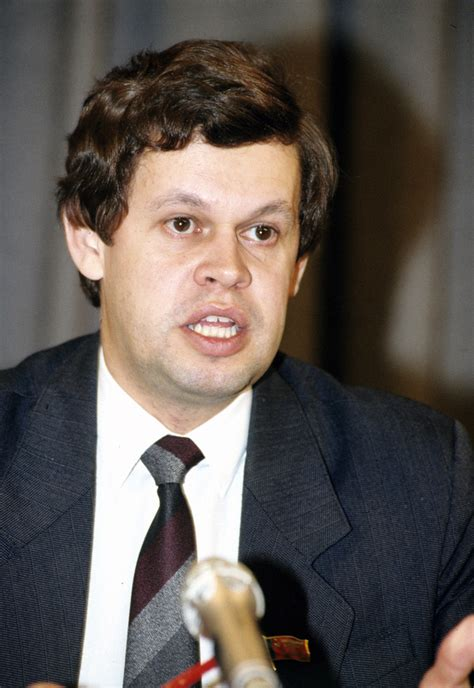 Attorney General Description by File Rian Archive 425138 Valentin Stepankov Rsfsr Attorney General Jpg Wikimedia Commons
