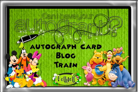 Autograph Card Template Images Autograph Card Template