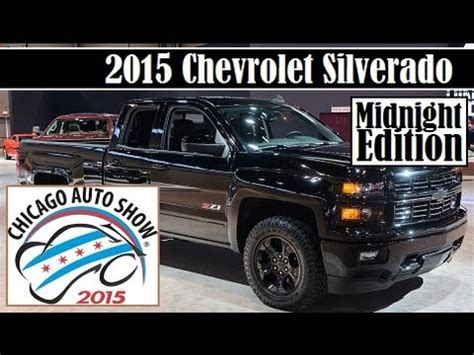 chevrolet silverado midnight edition  chicago