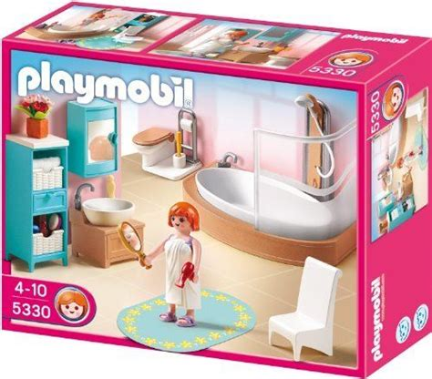 playmobil bathroom playmobil 5330 country bathroom set by playmobil 21 62