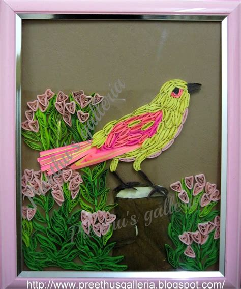 quilling tutorial bird 1000 images about quilling on pinterest hummingbirds
