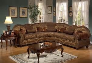 What Is Traditional Style by Traditional Sectional Sofas For Comfort And Style