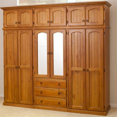 cl 2400w wardrobe in 4 pieces wooden furniture sydney