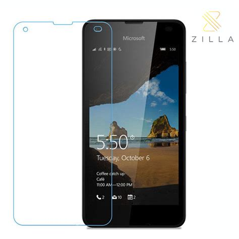 Korean Tempered Glass Warna Nokia 5 2017 5 2inch Screen Protector zilla 2 5d tempered glass curved edge 9h 0 26mm for nokia lumia 550 jakartanotebook