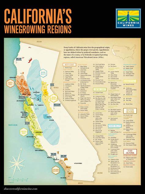 wine map 01 the americas wine regions grape varieties the