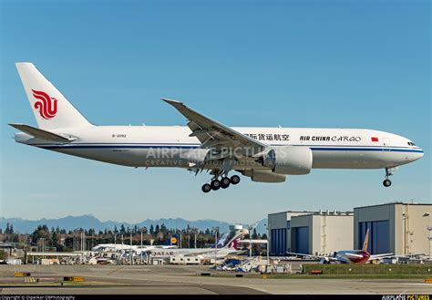 b 2092 air china cargo boeing 777f at everett snohomish county paine field photo id