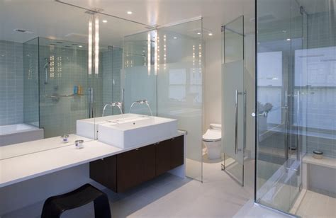 Houzz Modern Bathrooms Forma Design