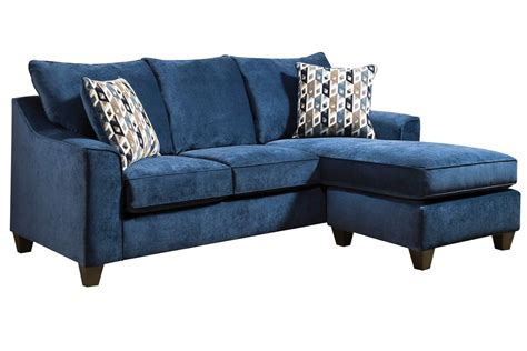 blue sectional with chaise elizabeth blue sofa with moveable chaise at gardner white