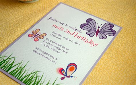 birthday invitation templates for mac images