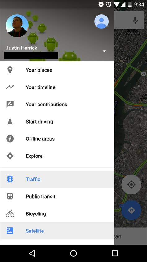 maps offline android saving offline areas in maps