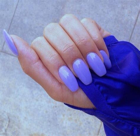 nail nails nail purple baby baby purple light