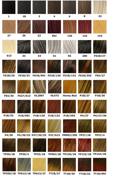 age beautiful color chart hair colour hair col o ur map brown hairs of