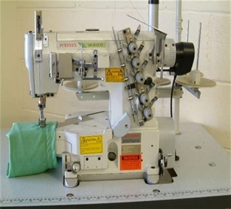 different types of garment sewing machine with