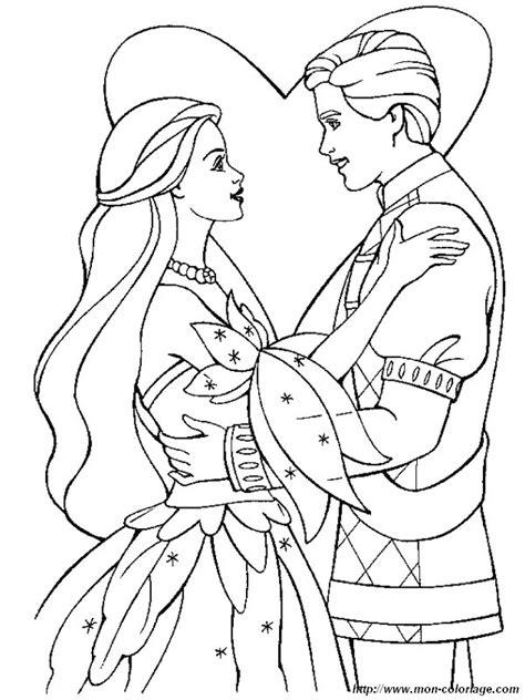 coloring wedding page barbie wedding