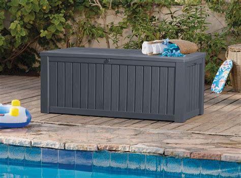 570l Garden Storage Box