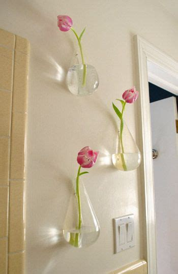 Craft Ideas For Bathroom Walls Oooh Magic Flower Diy And Crafts And House