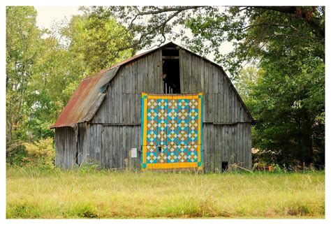 Quilt Barn Trail by A Tennessee Quilt Trail Barn By Theman268 On Deviantart