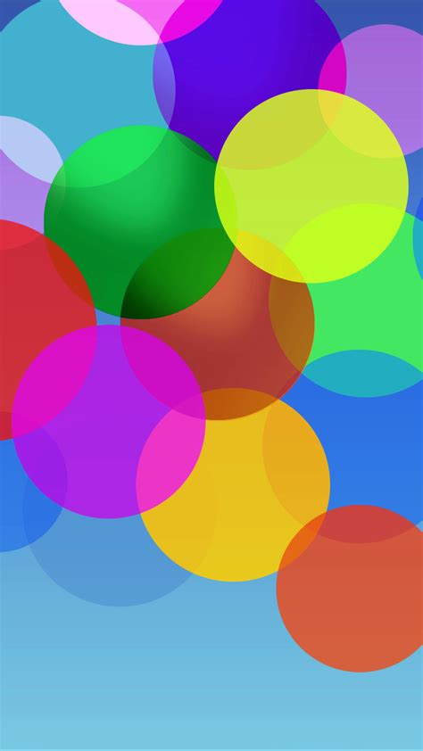 wallpaper for iphone 6 colors flutteringcolorbubbleiphone6pluswallpaper