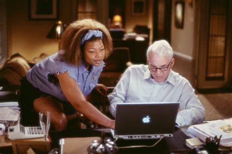 film queen latifah steve martin groucho reviews bringing down the house