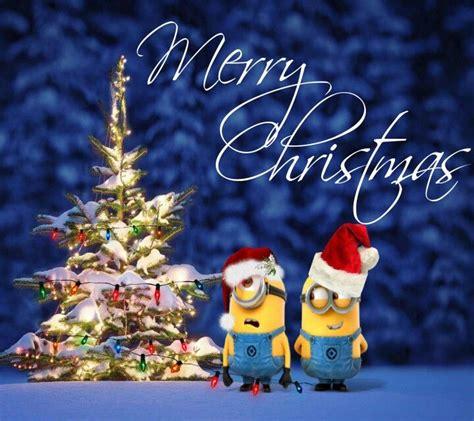 merry christmas  minions   minions  goodnight merry christmas minions minion