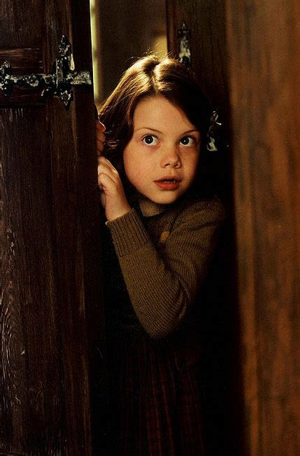 film come narnia georgie henley as lucy pevensie from the chronicles of