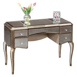 Mirrored Vanity Desk Table Mirrored Bedroom Vanity Table Bedroom Vanities At Hayneedle