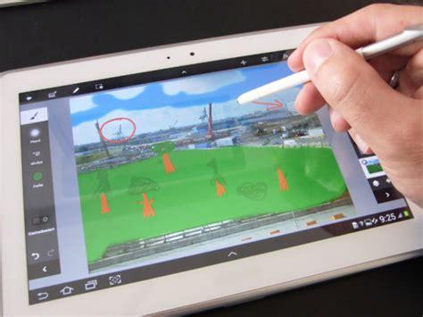 Samsung Galaxy Note 10 Zoll by Tablet Samsung Galaxy Note Mit 10 1 Zoll Display Und Stylus Bilder Screenshots Computer Bild