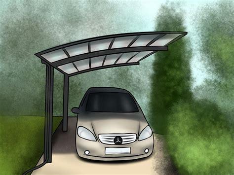 carport varianten carport glasdach gr 252 ndach und tonnendach im vergleich